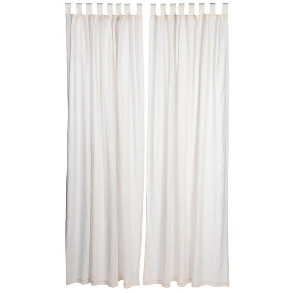 Vorhang, creme