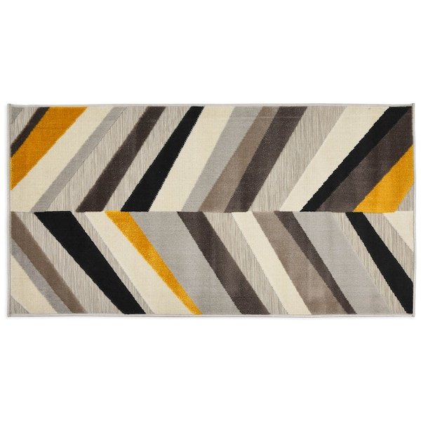 In- & Outdoor-Teppich DEPOT Trend, senfgelb