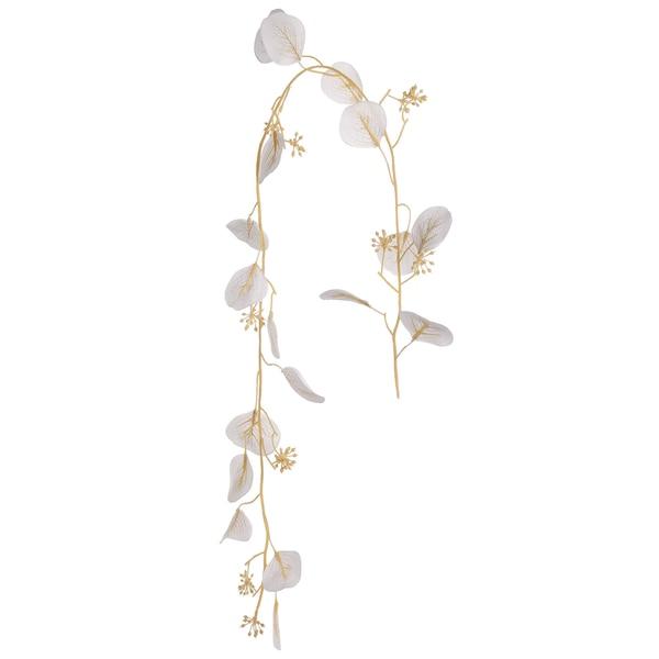 Girlande Eukalyptus, hellbeige