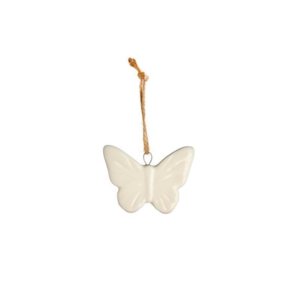 Anhänger Schmetterling, lila