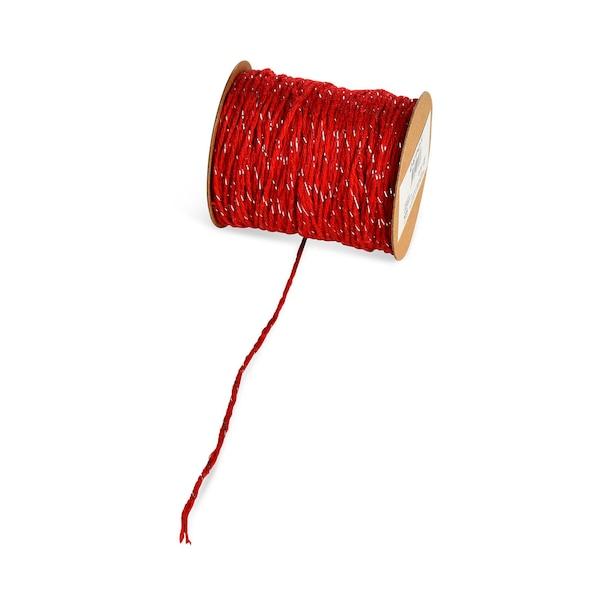 Kordel, rot