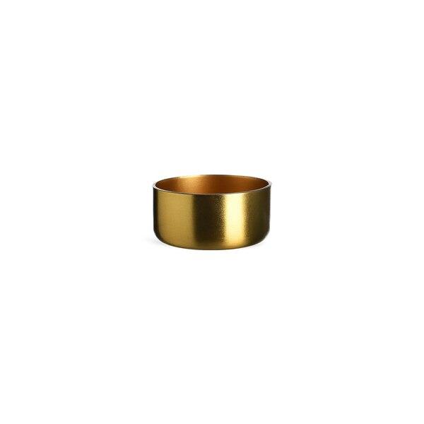 Teelichthalter Jumbo, gold