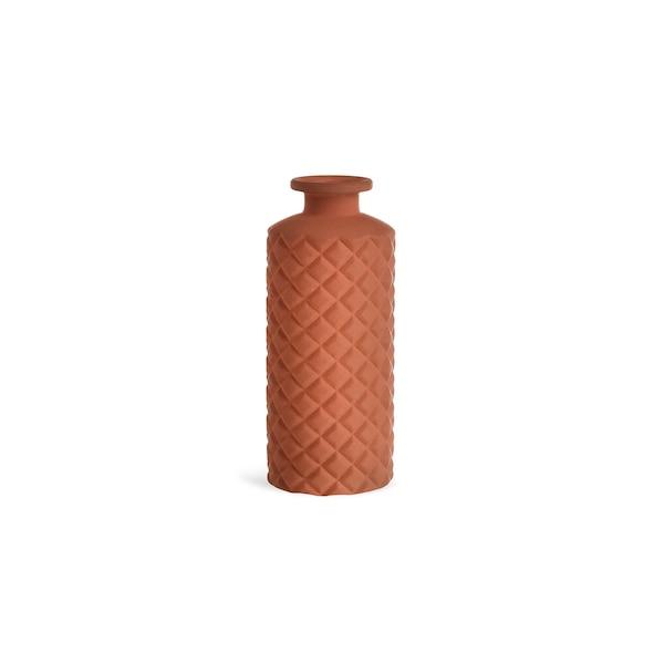 Vase Minibottle Raute , altrosa