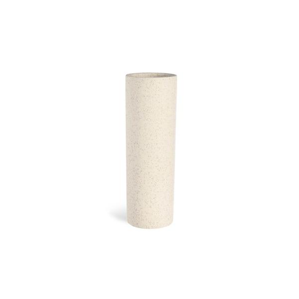 Vase Keramik Matt, weiß