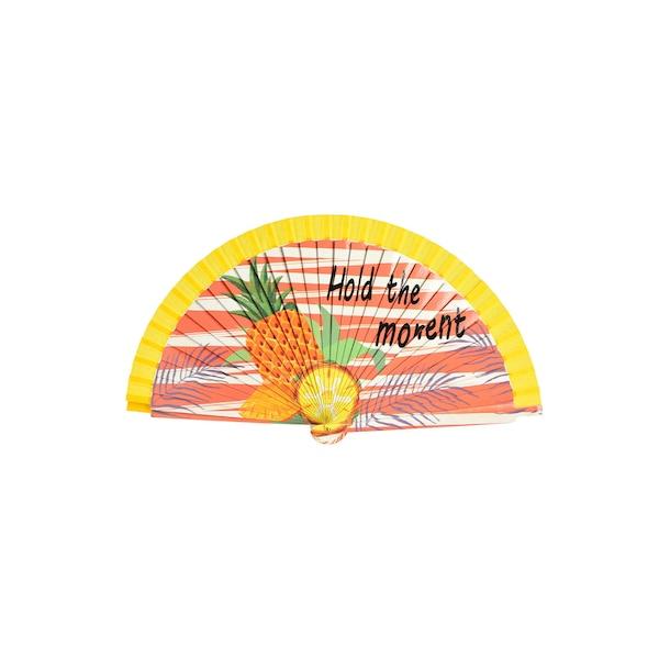 Fächer Ananas, bunt