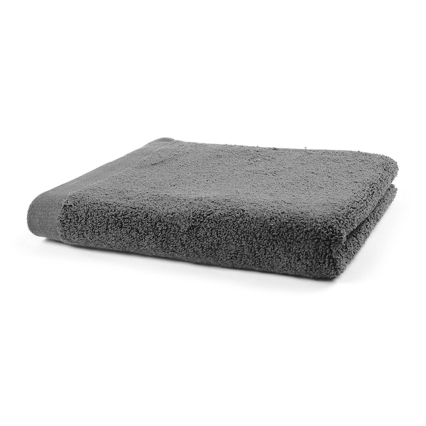 Handtuch Pure, dunkelgrau
