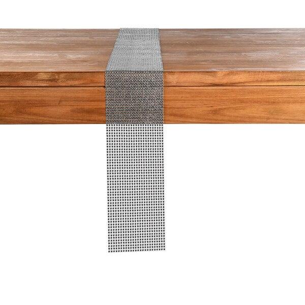 Tischband, silber